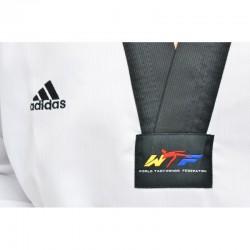 Dobok de taekwondo Adidas ADI-star C/negro