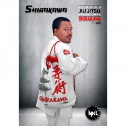 Kimono Jiu jitsu Shirakawa NKl blanco
