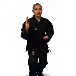 Karategi NKL training negro 8 oz