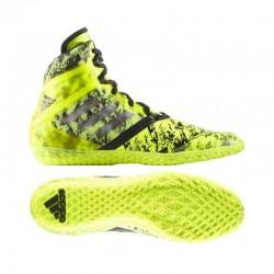 Botas de boxeo Adidas Flying Impact Amarilla