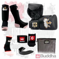 Pack Buddha Fight Negro
