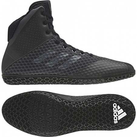 Bota de boxeo Adidas Mat Wizard 4 Carbono