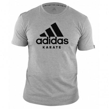 Camiseta Adidas Karate Gris