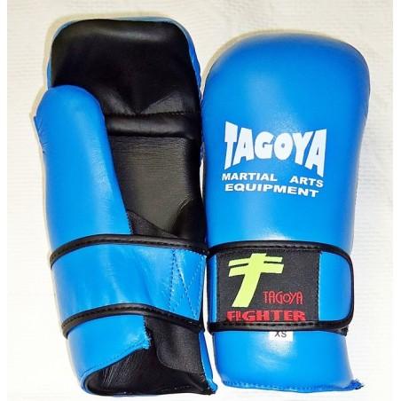Guantillas taekwondo Tagoya ITF azul