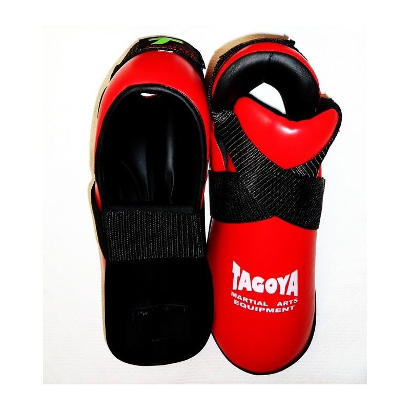 Botín taekwondo Tagoya ITF rojo