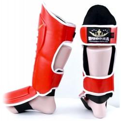 Espinilleras Kick Boxing  Buddha King | Espinilleras de muay thai |