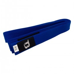 Cinturon BJJ Booster azul