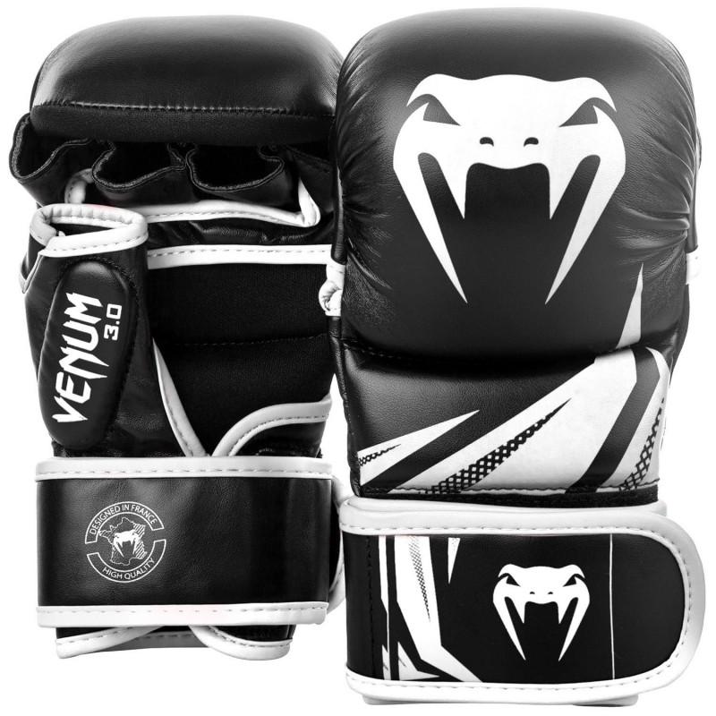 Guantillas MMA Venum Challenger 3.0 Negro/Bl