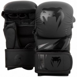 Guantillas MMA Venum Challenger 3.0 Negro/negro