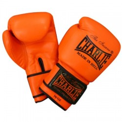 Guante de boxeo Charlie Orange
