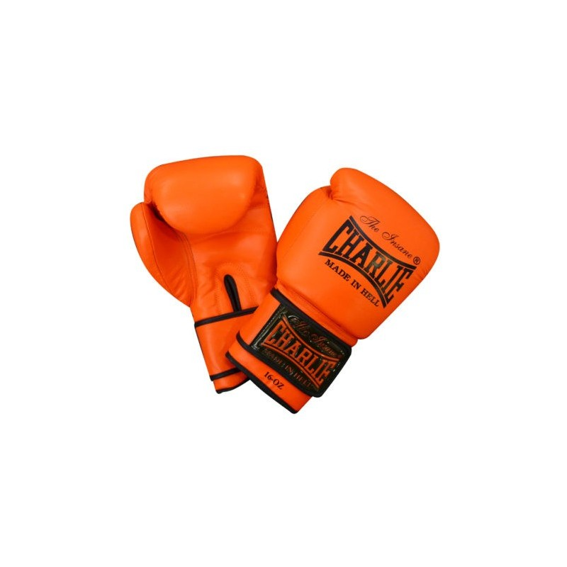 Guante de boxeo Charlie Orange