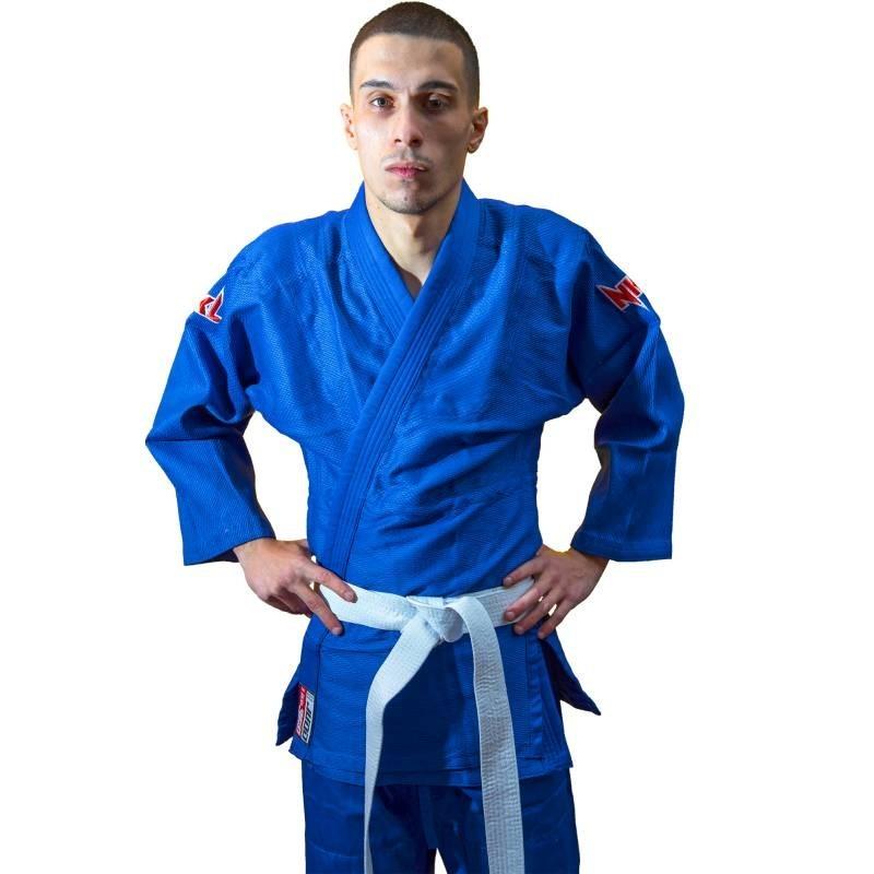 Judogi azul NKL 360 gms