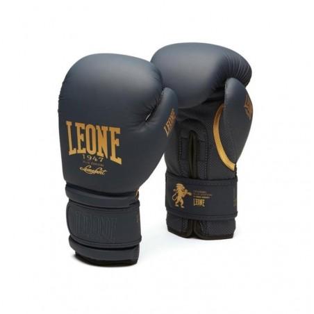 Guantes de boxeo Leone GN059X Azul