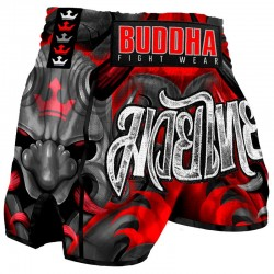 Pantalones Muay Thai Buddha Retro Demon