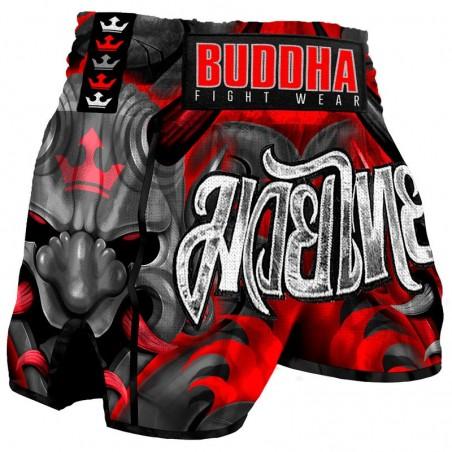 Pantalones Muay Thai Buddha Retro Demon