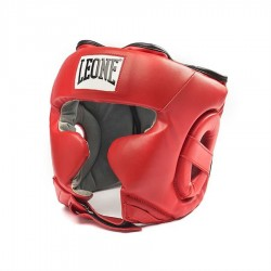 Casco de boxeo Leone Training