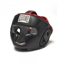 Casco de boxeo Leone Full Cover