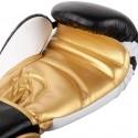Guantes de boxeo Venum Contender 2.0 Negro/Blanco/Oro