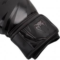 Guantes de boxeo Venum Challenger 3.0 Negro/Negro