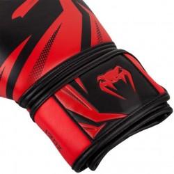 Guantes de boxeo Venum Challenger 3.0 Negro/Rojo