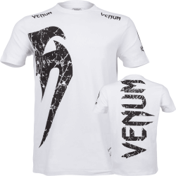 Camiseta Venum Giant Blanco