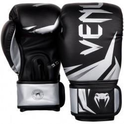 Guantes de boxeo Venum Challenger Negro/Gris
