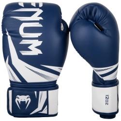 Guantes boxeo Venum Challenger 3.0 Azul/Blanco