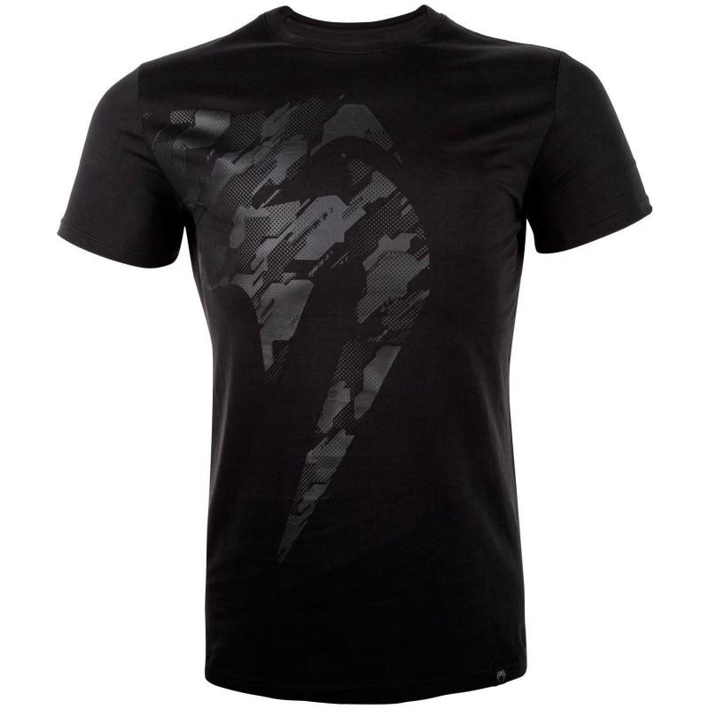 Camiseta Venum Giant Tecmo Black/Black