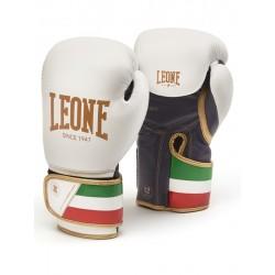 Guantes Leone Gn039 Italy blanco