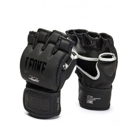 Guantillas MMA Leone Black Edition negra