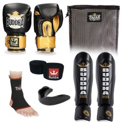 Pack Buddha Deluxe Top Fight