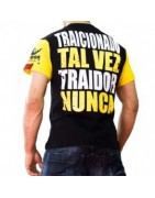 Camisetas de boxeo , mma y deportes de contacto